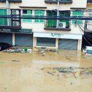 台風22号も大きな被害。