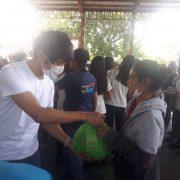 フィリピンタール火山噴火に伴う支援活動のご報告