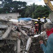 マスバテ島地震。