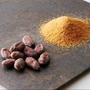 カカオ豆から作る「加加阿甘納豆」が新発売。