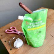 冬のプレミアムココナッツオイルの使い方