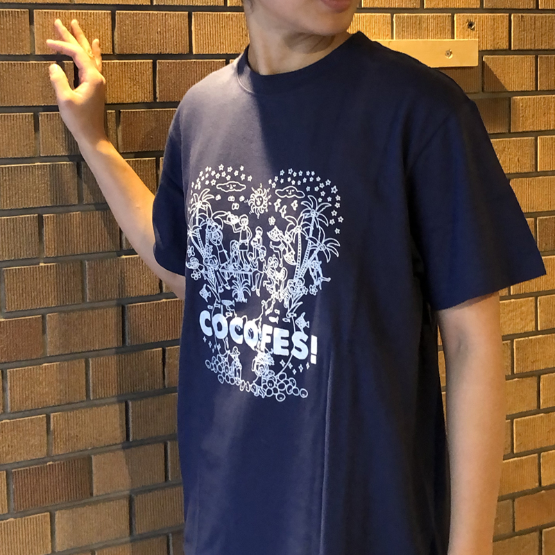 ココフェス Tシャツ